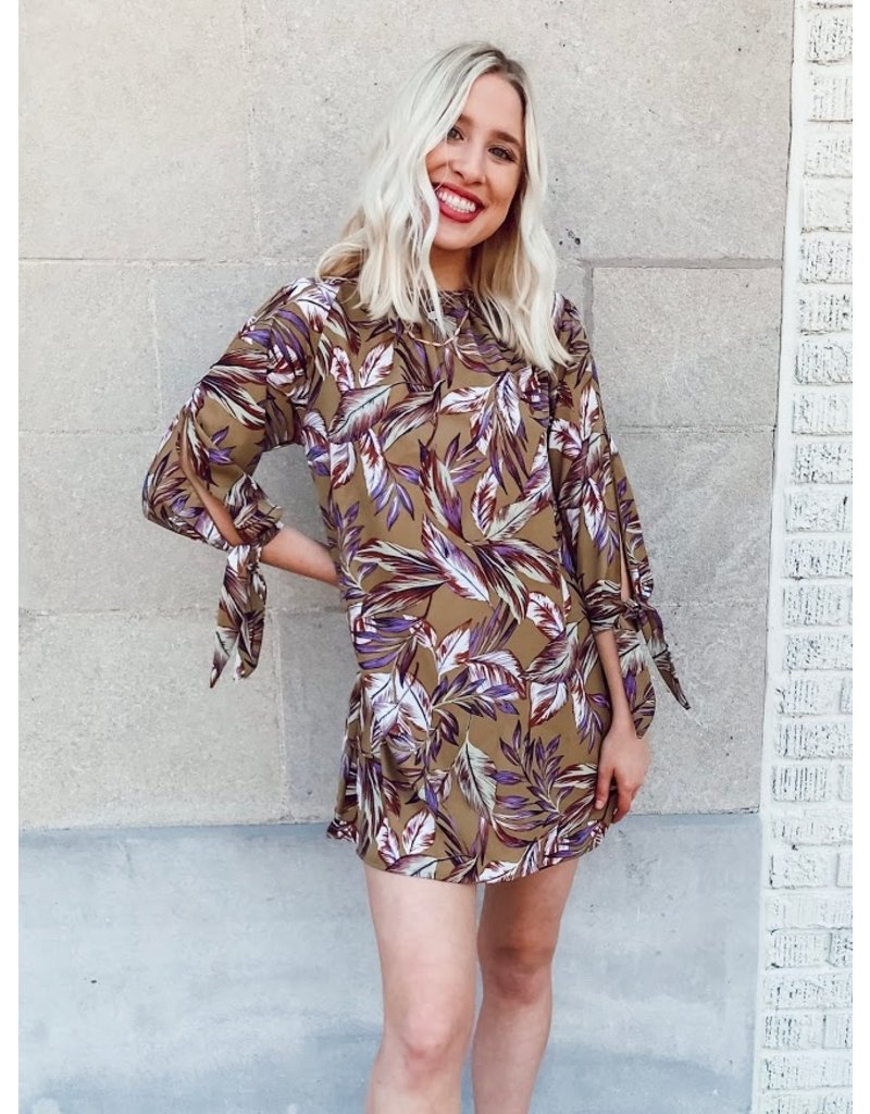 The Exist Loudly Shift Dress