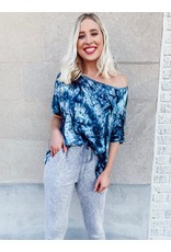 The Brandi Tie Dye Top