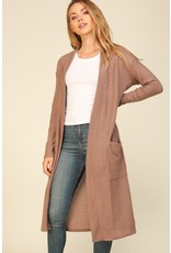 The Love Is All Around Duster Cardigan