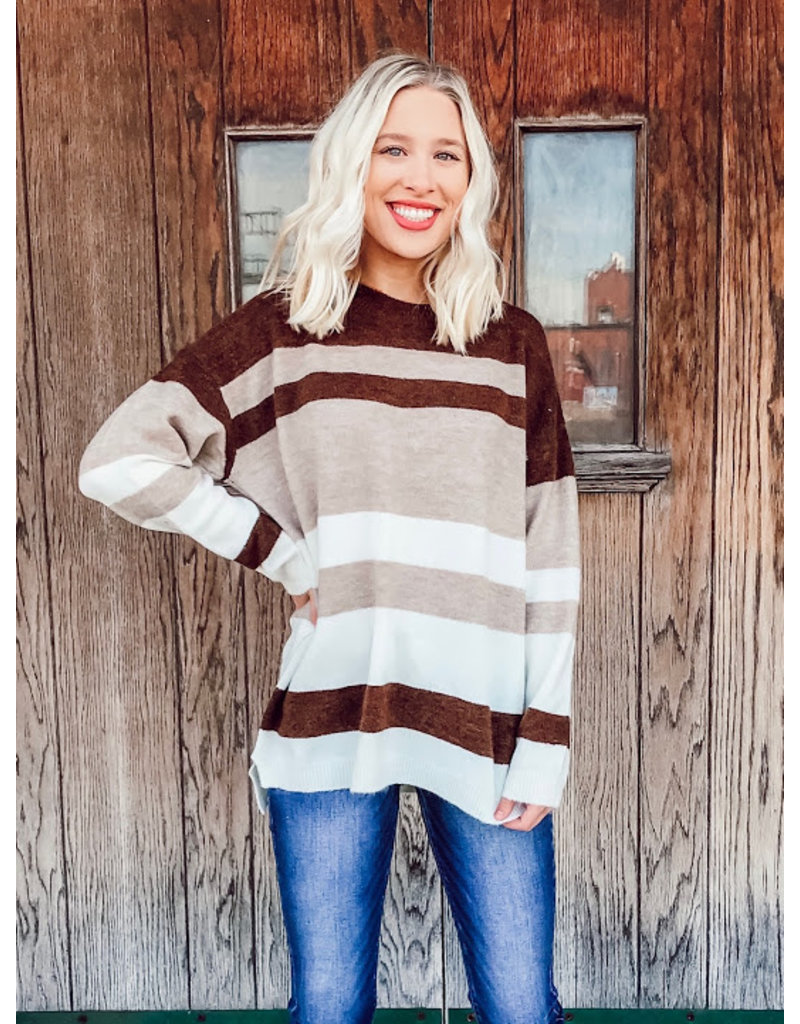 The Best Striped Sweater