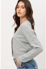 The Wake Up Call Cropped Cardigan