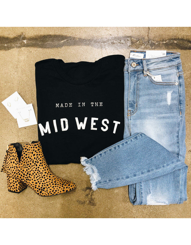 The Made In The Midwest Graphic Tee