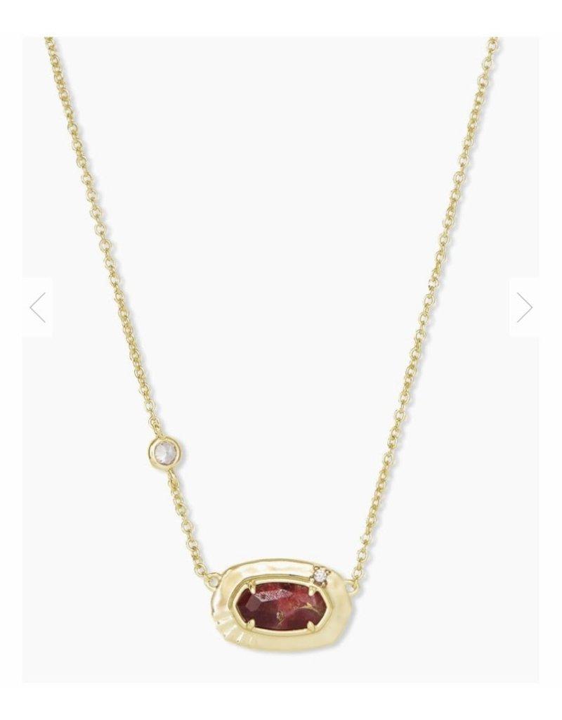 Kendra Scott Anna Short Pendant Necklace