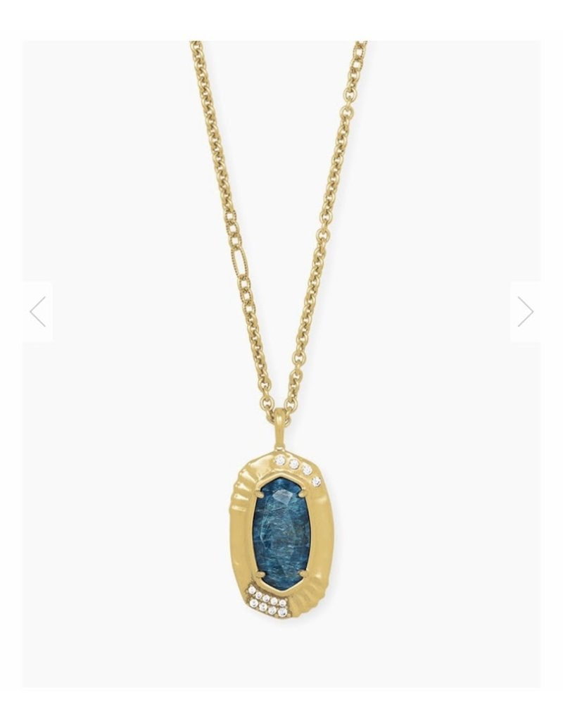 Kendra Scott Anna Long Pendant Necklace