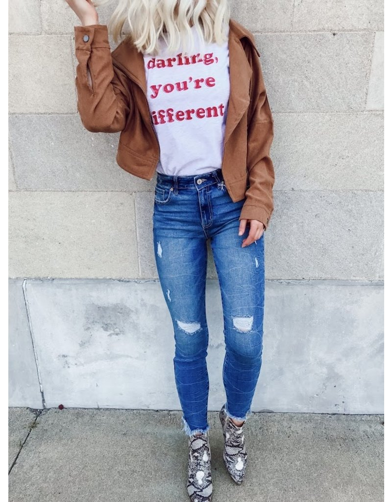 The Darling You're Different Graphic Tee