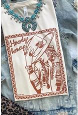 The Howdy Honey Graphic Tee