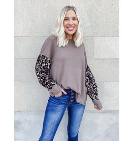 The Smooth Talking Thermal Knit Top