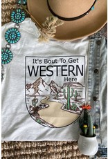 The Western Graphic Tee