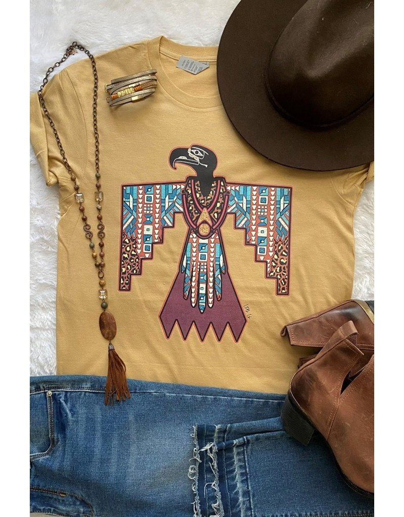 The Aztec Thunderbird Graphic Tee