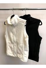 The Happy Days Thin Sherpa Vest