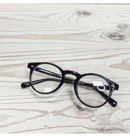 Classic Round Blue Light Glasses