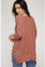 The Comfortable With You Knit Sweater