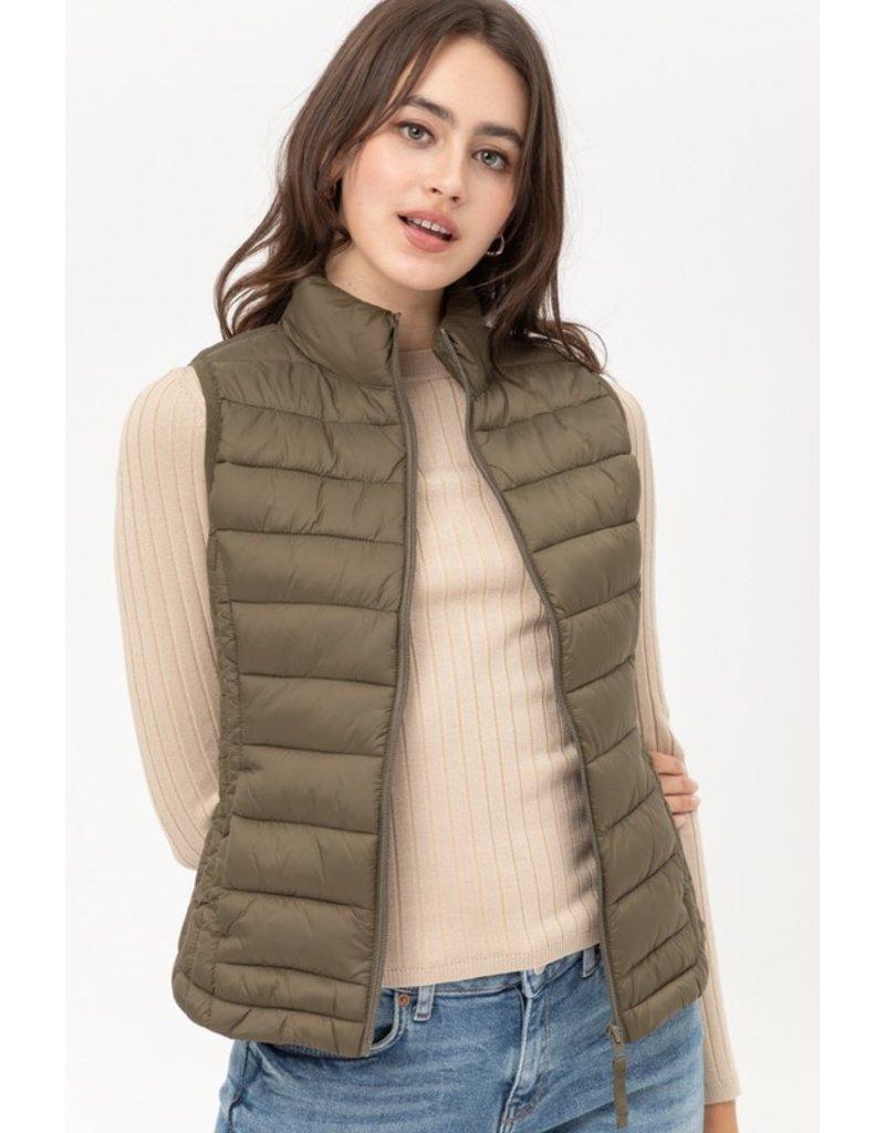 The Forklore Light Puffer Vest
