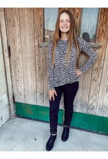The Leopard Print Top - Kids