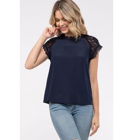 The Simply Stunning Lace Top
