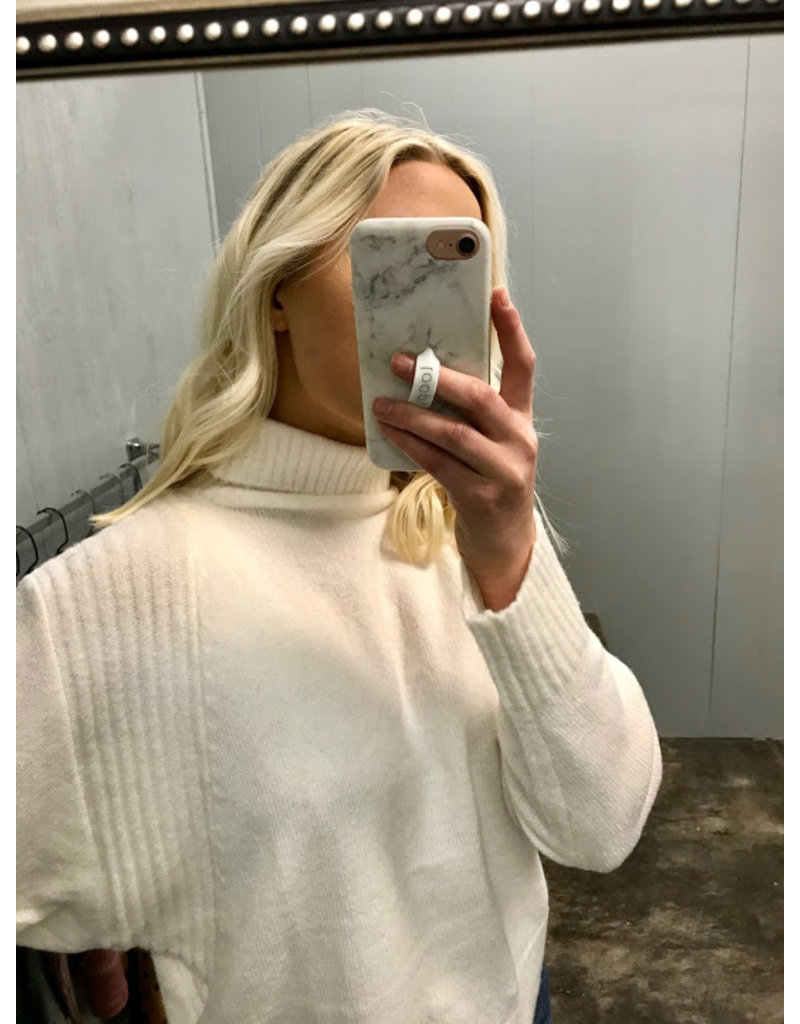 The Ghost Town Turtleneck Sweater