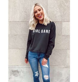 The Girl Gang Long Sleeve Graphic