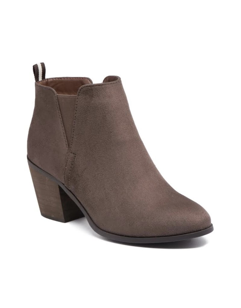 The Mankind Bootie - Mocha