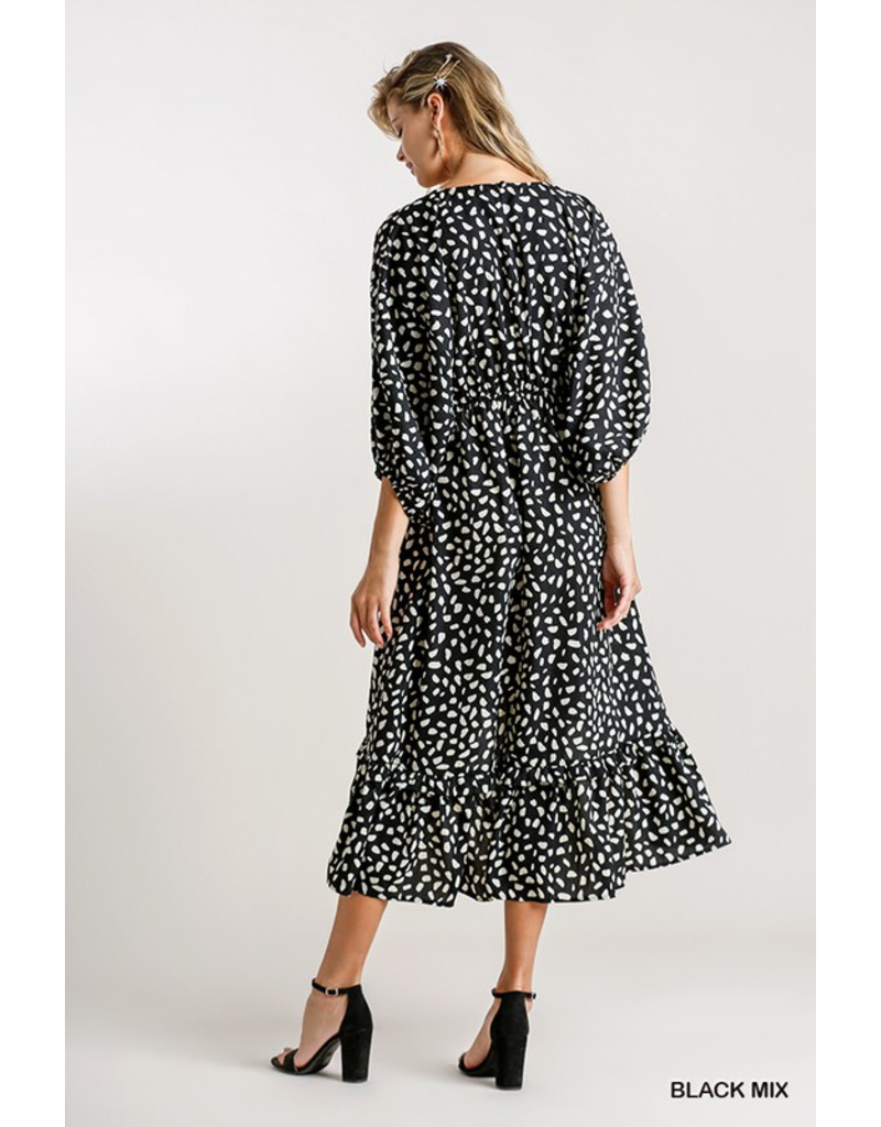 The London Girl Printed Dress