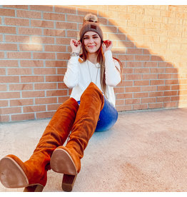 Kelly Over The Knee Boot