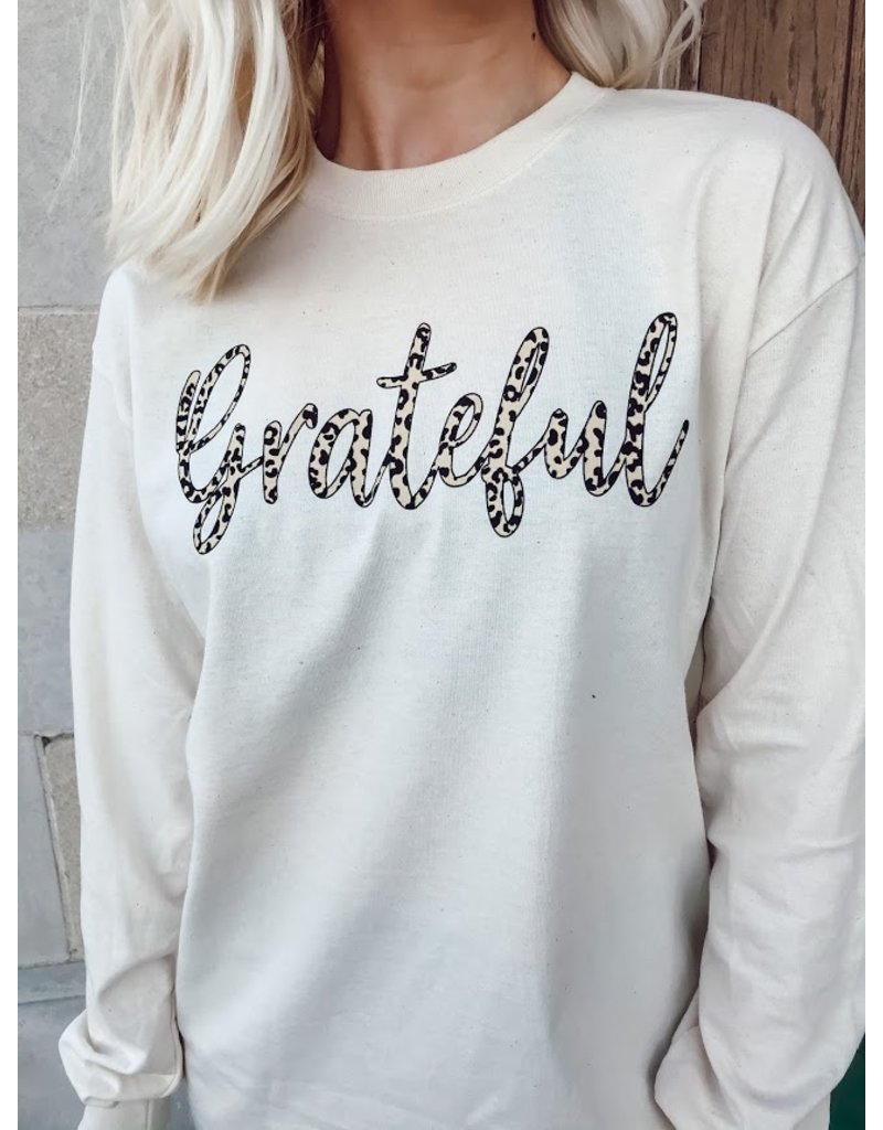 The Grateful Long Sleeve Graphic