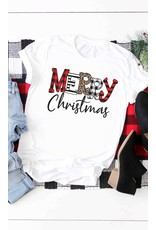The Merry Christmas Graphic Tee
