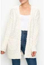 The Story Of Us Popcorn Knit Cardigan
