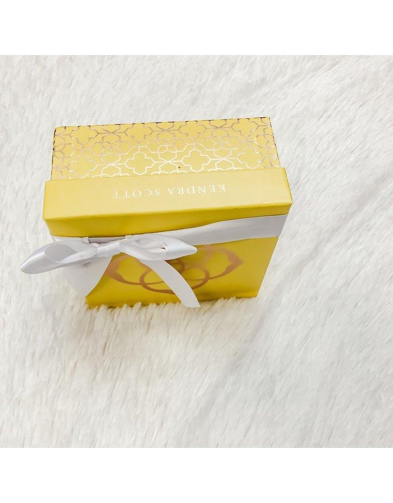 Kendra Scott Kendra Scott Gift Set - Rose Gold Sophia Earrings & Nail Nail Polish