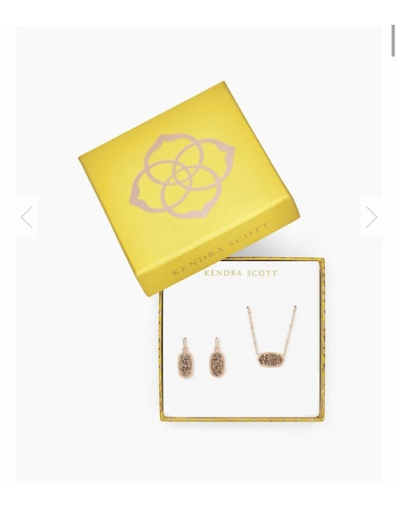 Kendra Scott Kendra Scott Gift Set - Elisa Satellite Necklace & Lee Earrings