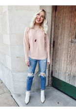 The The Chic Life Dolman Sleeve Sweater