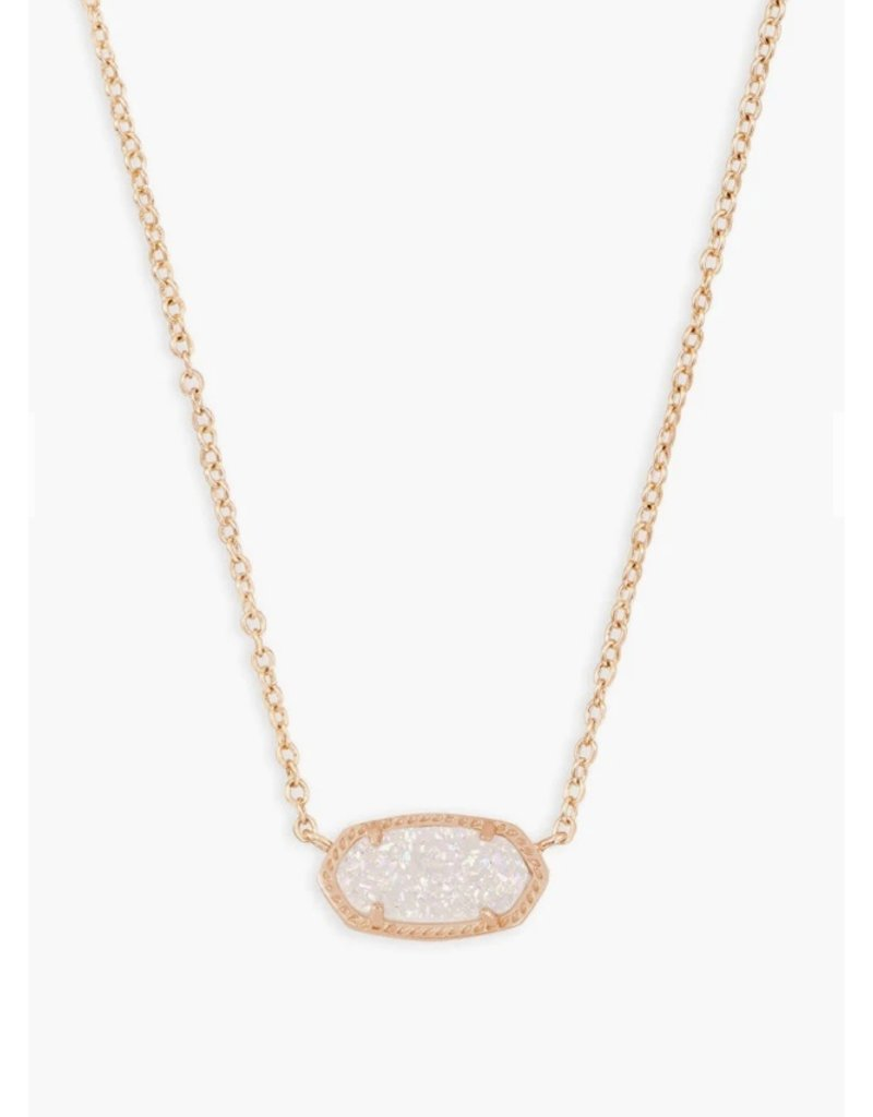 Kendra Scott Elisa Drusy Pendant Necklace