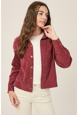 The Major Babe Lightweight Corduroy Jacket