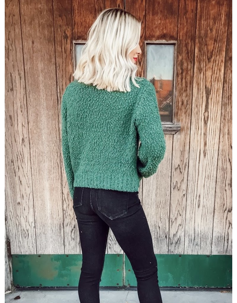 The Keep You Warm Turtleneck Sweater