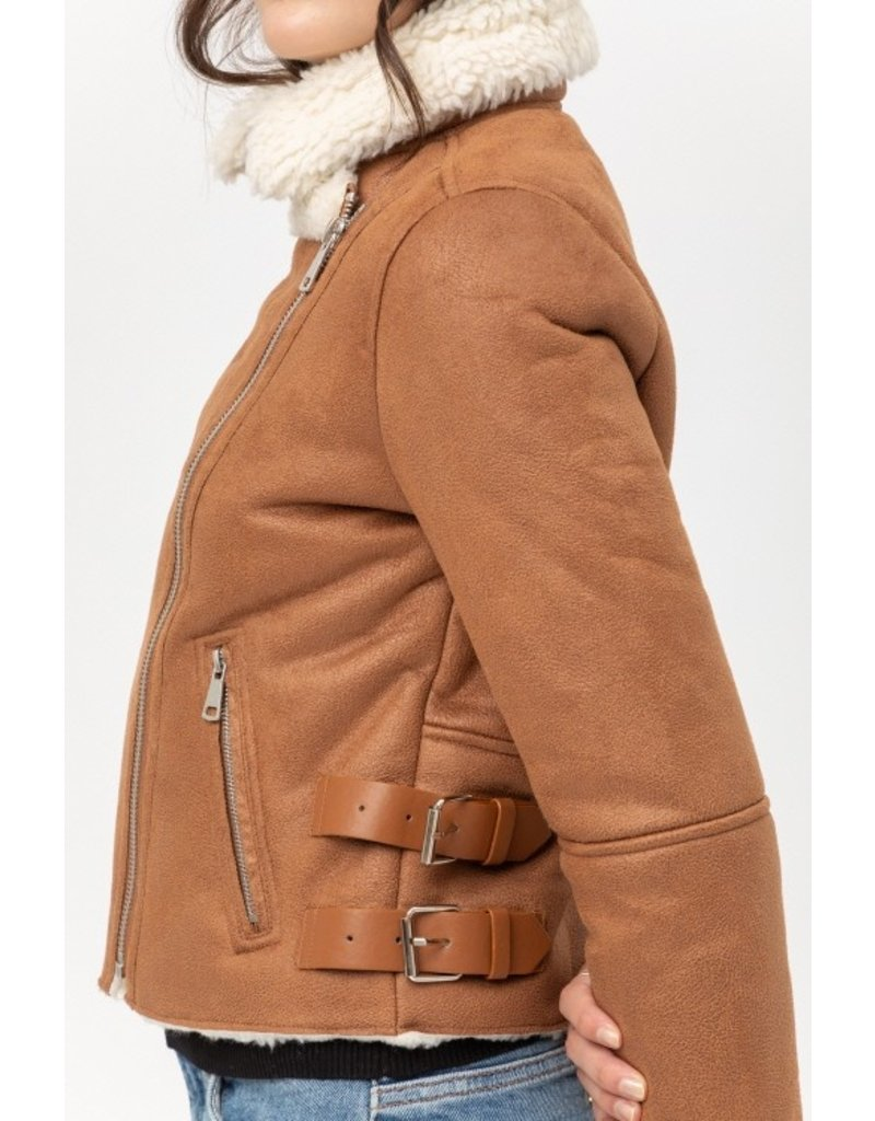 The North Bound Sherpa Lined Jacket