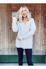 The Frozen Knit Sweater