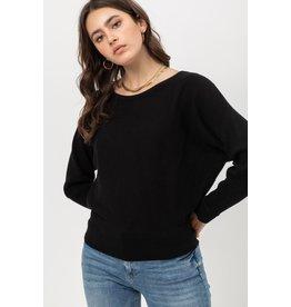 The Morgan Dolman Sleeve Sweater