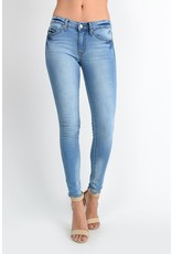 Kancan Light Clean Wash Skinny