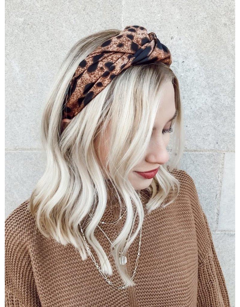Leopard Headband