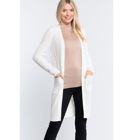 The Sugar Cookie Pocketed Cardigan
