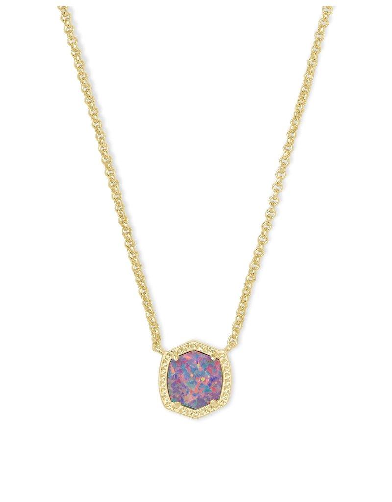 The Davie Pendant Necklace