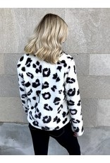 The New Year, New Me Leopard Faux Fur Jacket