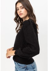 The Tabitha Balloon Sleeve Sweater
