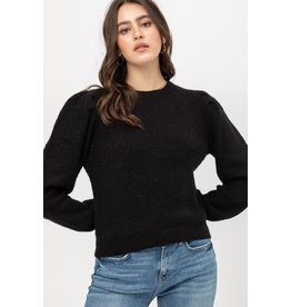 The Tabitha Balloon Sleeve Sweater