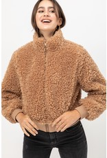The Winters Faux Fur Teddy Jacket