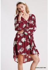 The Stop And Smell The Roses Babydoll Dress