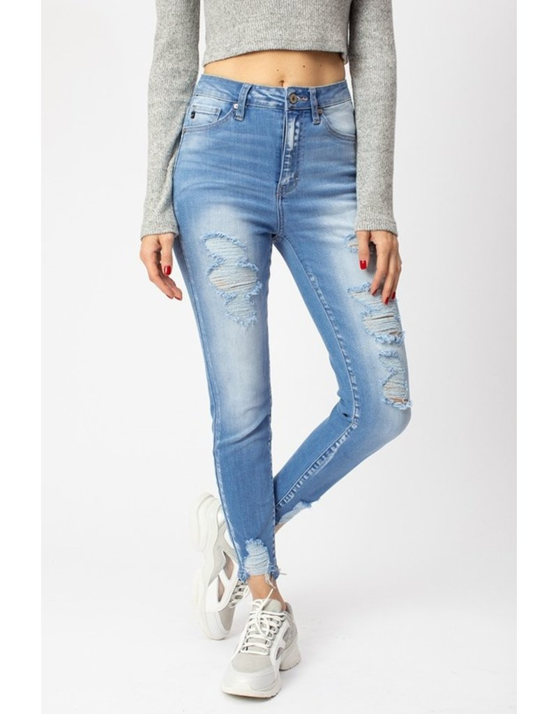 The Community Distressed High Rise Skinny