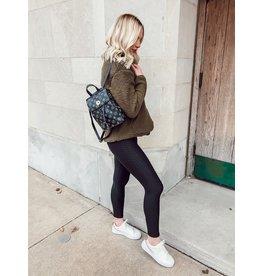 Marissa Mini Backpack - Black