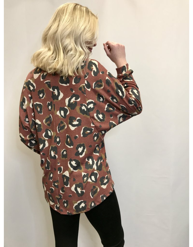 The Forever in Leopard Top