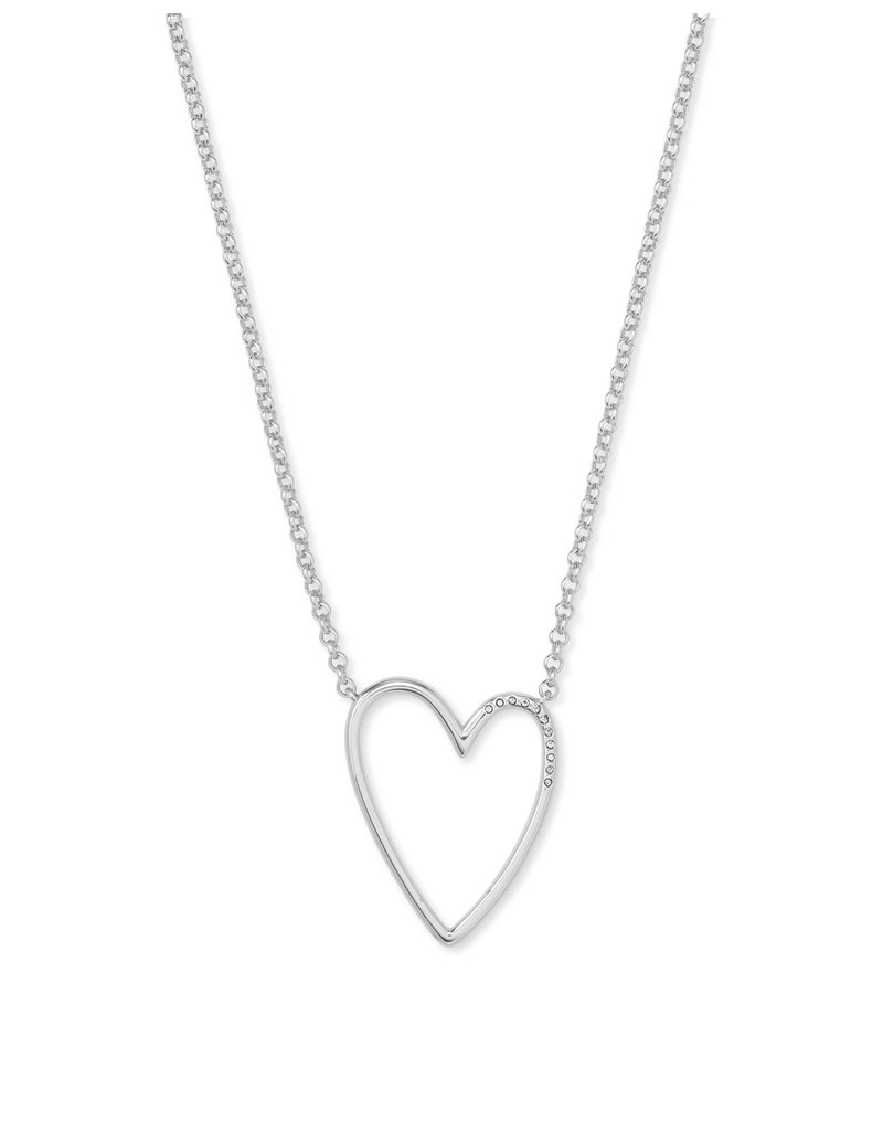Kendra Scott Ansley Heart Pendant Necklace