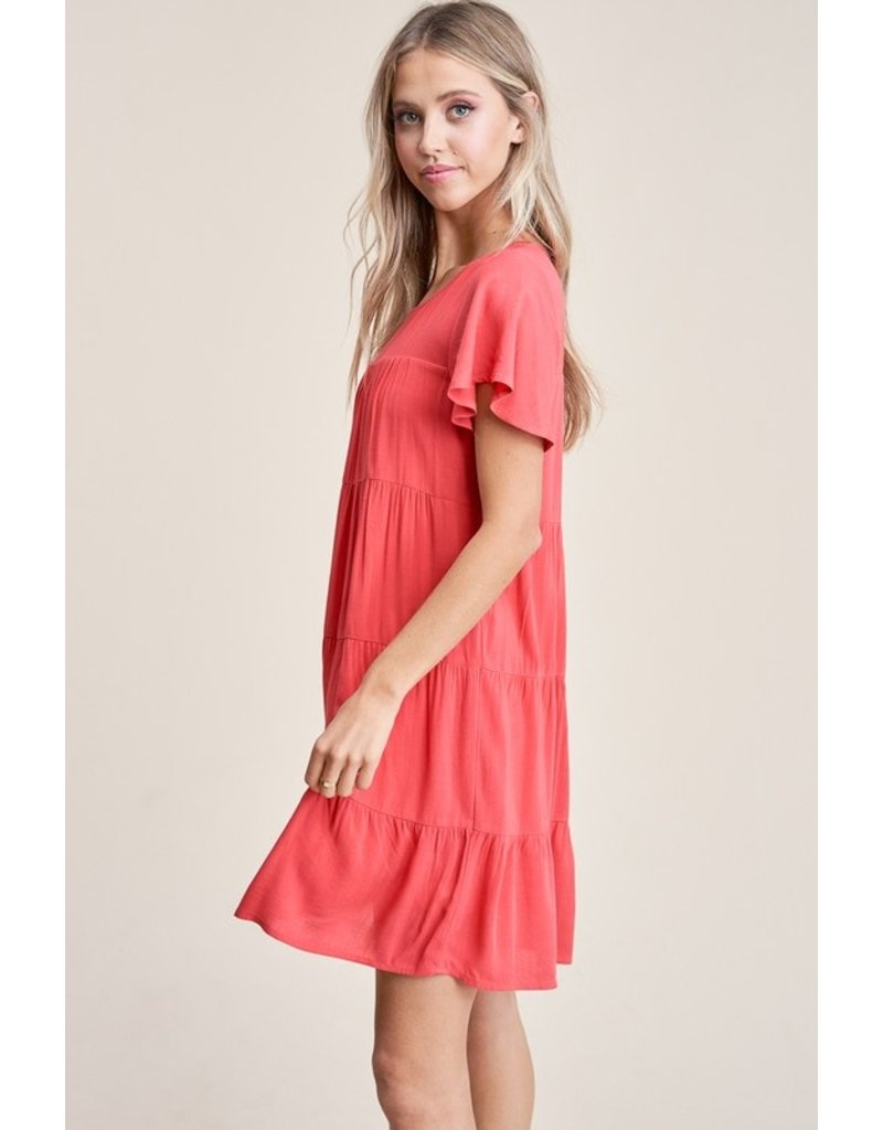 The By Heart Babydoll Dress